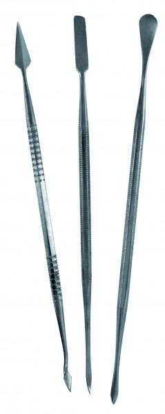 Vallejo Tool Set of 3 s/s Carvers