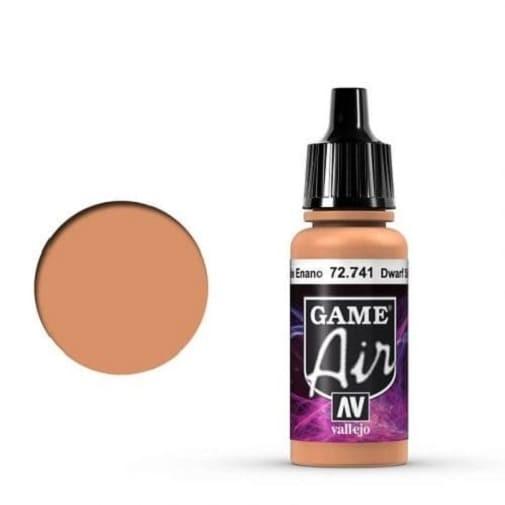 Vallejo Game Air 741 Dwarf Skin, 17 ml