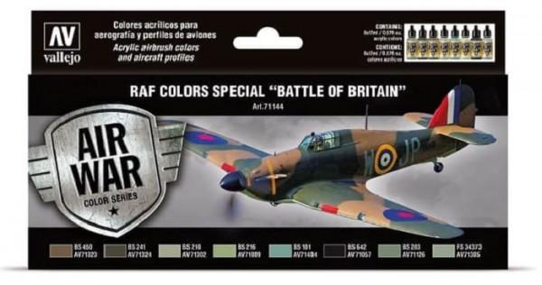 "Model Air: Model Air Set RAF & FAA Special ""Battle of Britain"" WWII (8)"