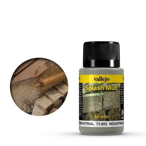 Vallejo Weathering Effects Splash Mud Industrial 40 ml