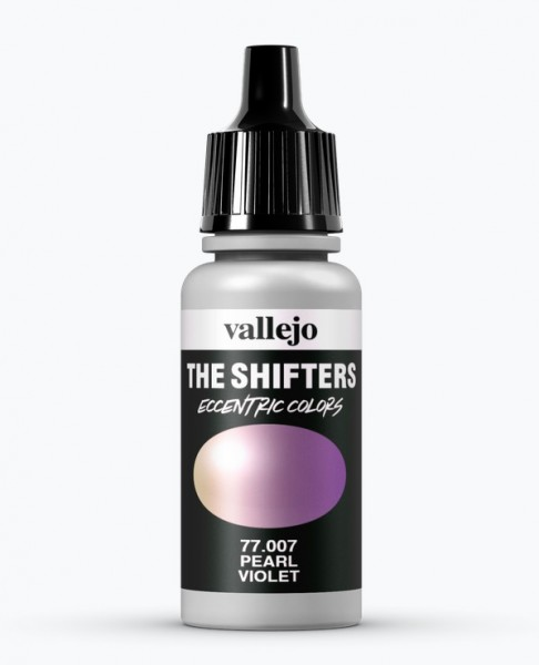 Vallejo Shifters 007- Pearl Violet 17ml
