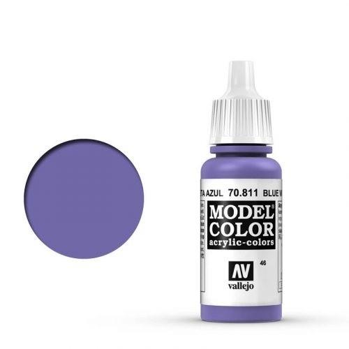 Vallejo Model Color: 046 Purpurviolett (Blue Violet), 17 ml (811)