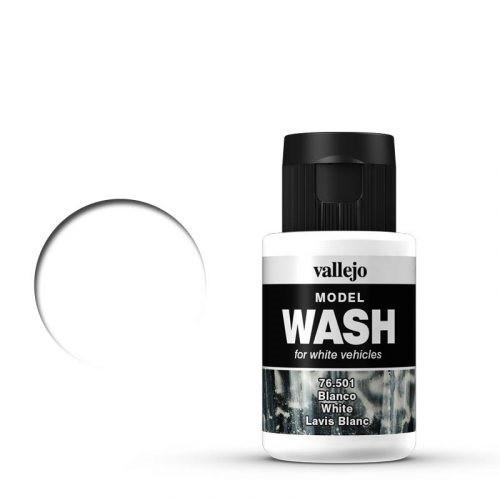 Model Wash 501 White