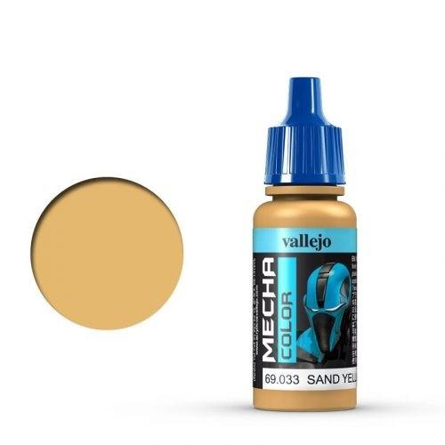 Mecha Color 033 Sand Yellow 17 ml.