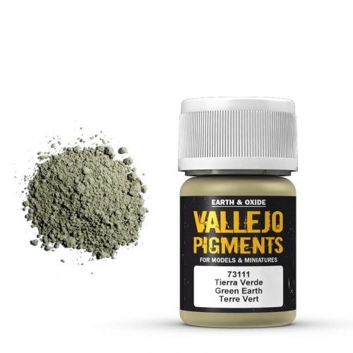 Vallejo Pigment Green Earth 30ml