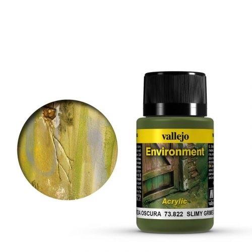 Vallejo Weathering Effects Environment Slimy Grime Dark