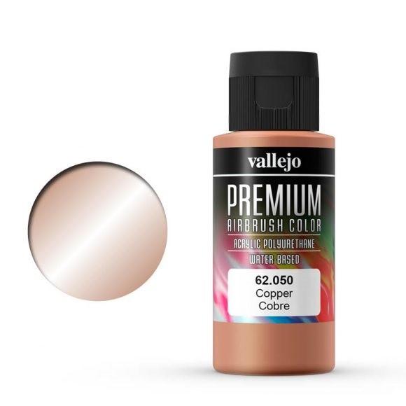 Vallejo Premium: Copper (Polyu.) (60ml)