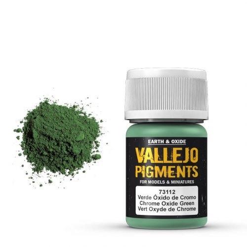 Vallejo Pigment Chrome Oxide Green 30ml
