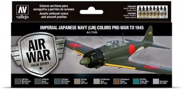 Model Air: Imperial Japanese Navy (IJN) Colors