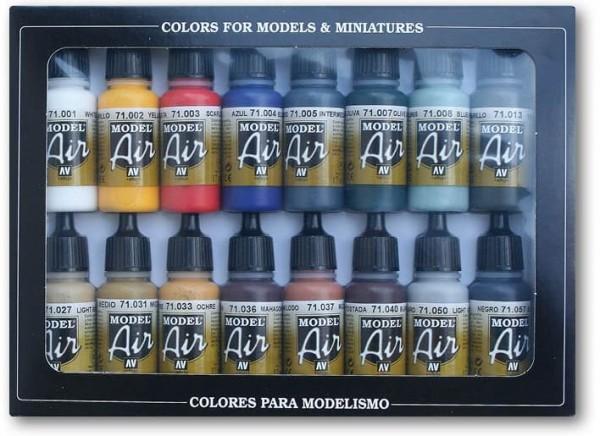 Model Air: Set Basisfarben