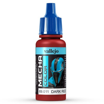 Mecha Color 011 Dark Red 17 ml.