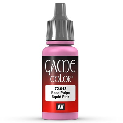 Vallejo Game Color: 013 Squid Pink, 17 ml