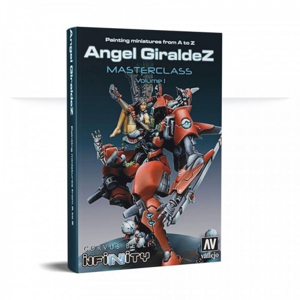 Vallejo Model Color: Painting miniatures from A to Z (vol.1) by Angel Giraldez
