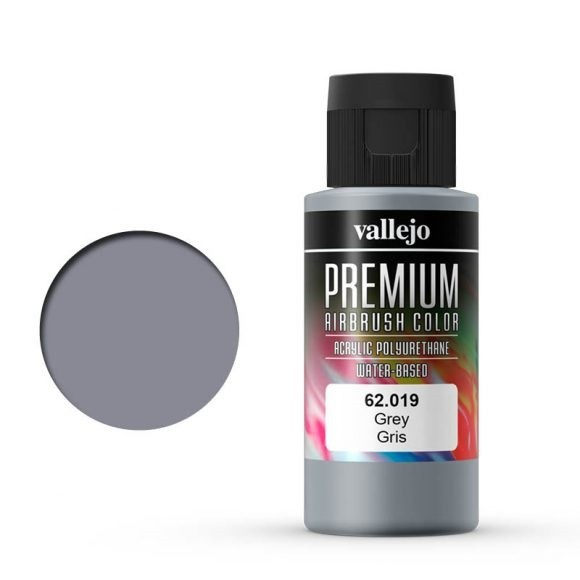 Vallejo Premium: Grey (Polyu.) (60ml)