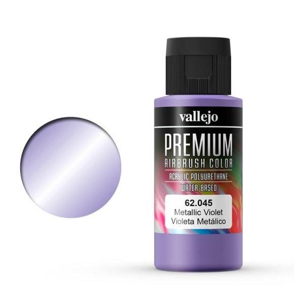 Vallejo Premium: Metallic Violet (Polyu.) (60ml)