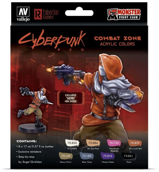 Cyberpunk RED - Combat Zone - Nemo Farbset (8)
