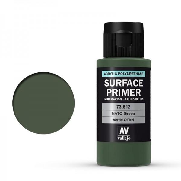 Vallejo Surface Primer Nato Green (60ml)
