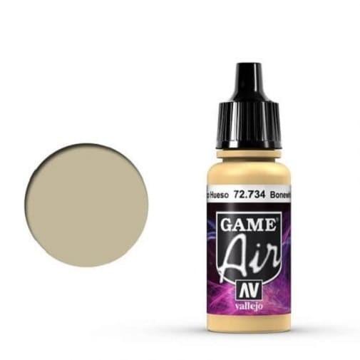 Vallejo Game Air 734 Bonewhite, 17 ml