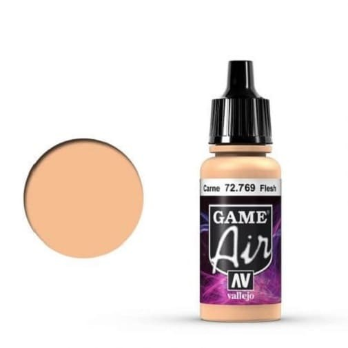 Vallejo Game Air 769 Flesh, 17 ml