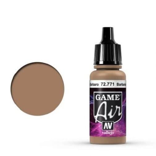 Vallejo Game Air 771 Barbarian Flesh, 17 ml