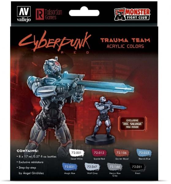 Cyberpunk RED - Trauma Team - Doc Salvage Farbset (8)