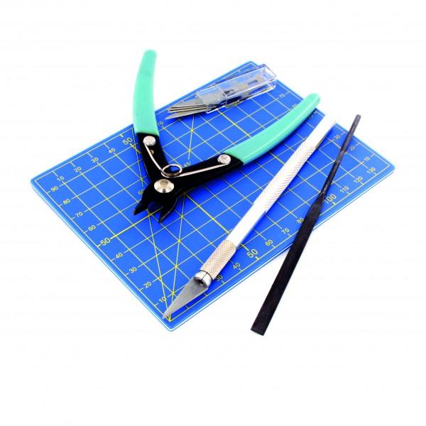 Vallejo Tool 9pc Plastic Modelling Tool set