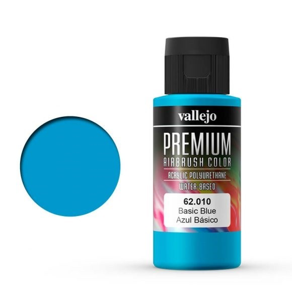 Vallejo Premium: Basic Blue (Polyu.) (60ml)