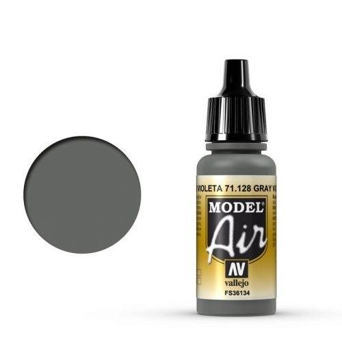 Vallejo Model Air: 71128 Grey Violet 17 ml