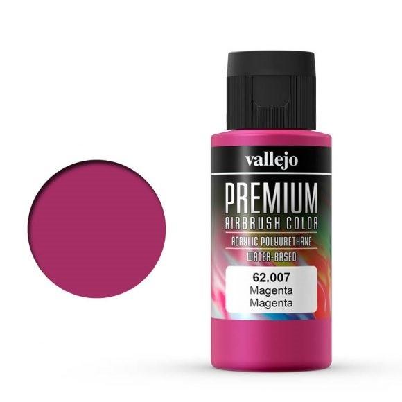 Vallejo Premium: Magenta (Polyu.) (60ml)