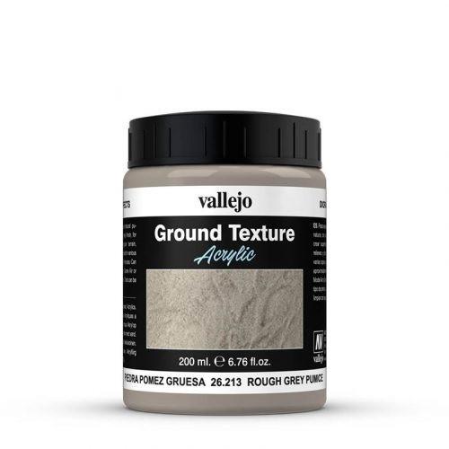 Rough Grey Pumice (200 ml)