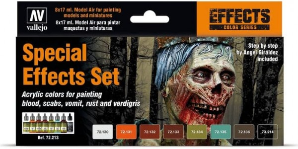 Set: Special Effects Set (8)