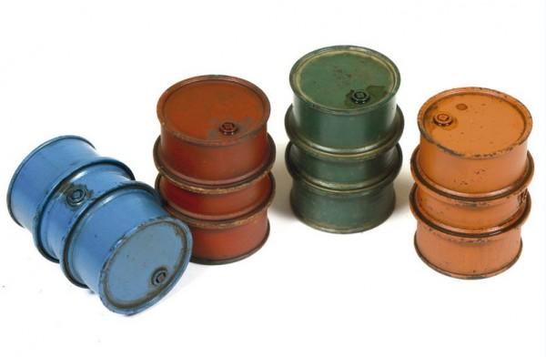 Civilian Fuel Drums