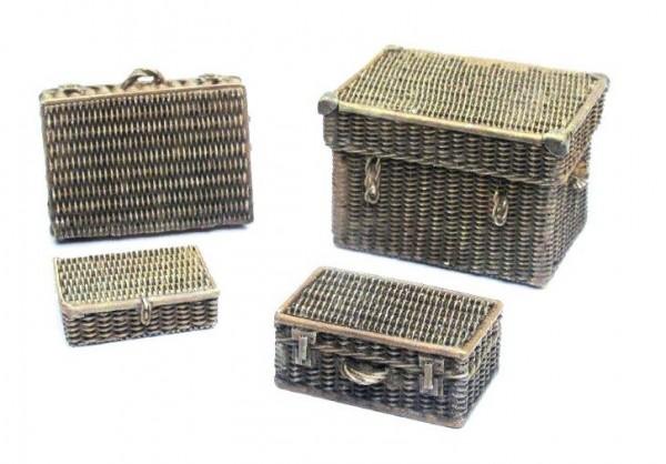 Rotan Suitcases