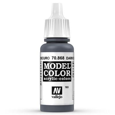 Vallejo Model Color: 163 Dunkel Seegrün (Dark Seagreen), 17 ml (868)