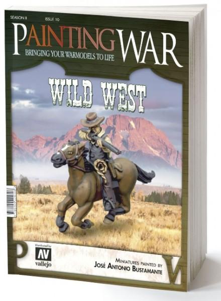 Vallejo: PaintingWAR Wild West