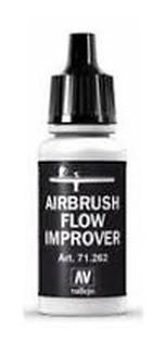 Vallejo Airbrush Flow Improver (17ml)