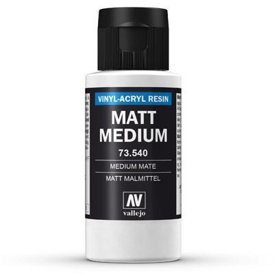 Vallejo Model Color: Model Color Matt Medium (Mattes Malmittel) 60ml